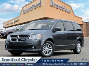 2018 Dodge Grand Caravan SXT Premium Plus  - Navigation - $255.3
