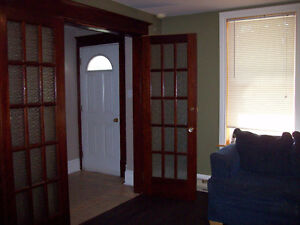 One bedroom - all included/one bill (on a quiet dead end)