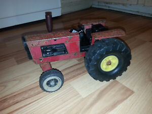 Vintage Tonka Red Tractor - 1960's