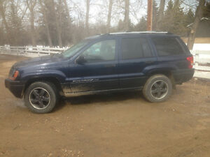 2004 Jeep Grand Cherokee Laredo Rocky Mountain Edition