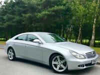 2006 Mercedes-Benz CLS 3.5 CLS350 7G-Tronic 4dr *272BHP MODEL *SILVER