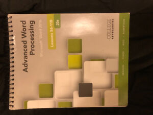 Office Administration textbooks!
