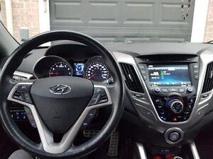 2014 Hyundai Veloster Veloster Hatchback