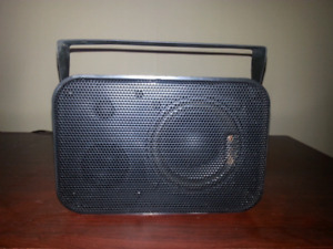 TWO    40 WATT  STERO SPEAKERS