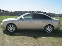 MINT 2007 Ford Five Hundred AWD Limited Sedan