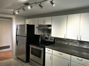 Great Value Highly renovated 2 Bed Basement Storage Pets