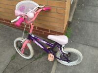 Defect kids bike - use for parts!