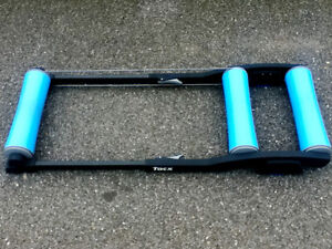 Used Tacx Galaxia Rollers