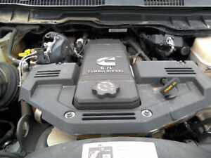 DODGE RAM 6.7 CUMMINS 2013-2016 ENGINE