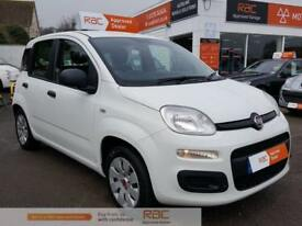 FIAT PANDA POP 2014 Petrol Manual in White
