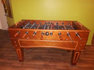 Table de Babyfoot