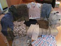 Lot de vêtements pour garçon 2 ans