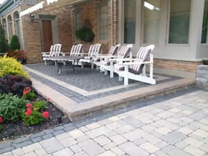 Outdoor kitchens/sidewalks & Fire pits London Ontario image 4