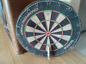 Nordor Dartboard and darts