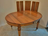 18th Century Antique Dining Room Table