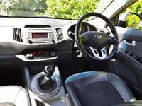 2014 Kia SPORTAGE 1.6 2 ISG Manual Estate