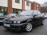 2009 09 JAGUAR X-TYPE 2.2D SE AUTO,GEN 57,000 MILES,FULLY LOADED,STUNNING!!! DIE