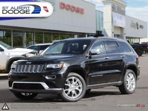 2014 Jeep Grand Cherokee Summit  FULLY LOADED | HEATED/COOLED LE