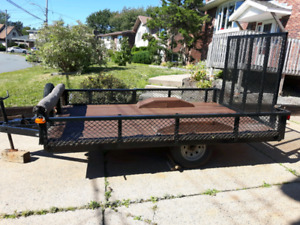 6.5ft x10ft utility trailer for sale