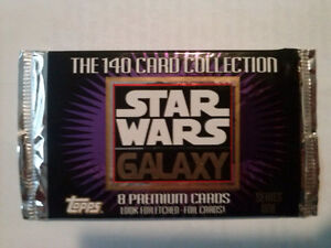 Star Wars Galaxy Collection Cards '93 (Unopened Pack)