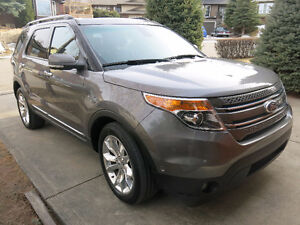 2013 Ford Explorer Limited SUV with Warranty