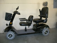 single/Double seater electric mobility scooter