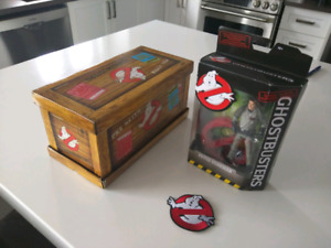 Ghostbusters PKE meter Matty Collector NEW