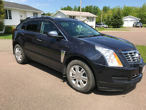 2014 Cadillac SRX Luxury SUV, Crossover