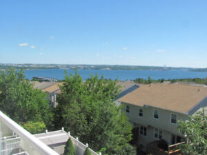 Stone Clad Townhouse overlooking the Bedford Basin...!