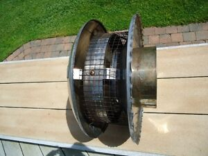 Stainless Steel Chmney Cap 7 inch. Cambridge Kitchener Area image 3