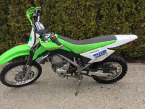 Kawasaki KLX 140 For Sale
