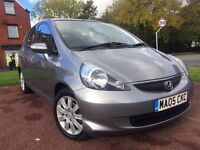 HONDA JAZZ 1.4 iDSi SE CVT-7 Automatic only 1 owner F//S/H low miles immaculate