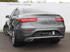 Mercedes-Benz GLC Class GLC 250 D 4MATIC AMG LINE PREMIUM PLUS (grey) 2017-03-31