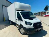 2020 20 ford transit luton 2.0 rwd new shape 350 tail lift clean van