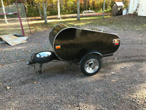 2007 motorcycle trailer