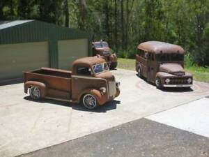 Wanted: Wanted to buy Rusty Pickup Trucks Ford Chevy F1 coe parts