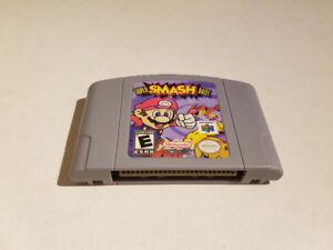Super Smash Bros 64 Nintendo