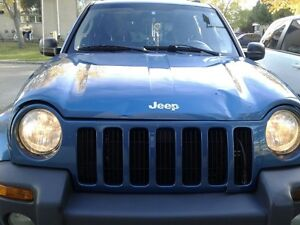 2004 Jeep Liberty SUV, Crossover