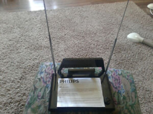 New Philips Indoor digital tv antenna for free antenna tv.