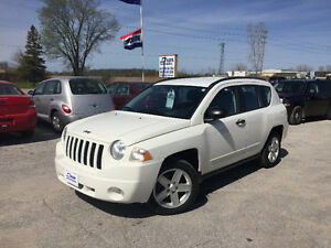 2010 Jeep Compass SUV 117 K's Safety & Etested!