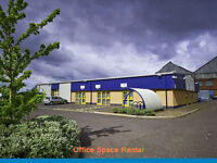 Fully Furnished - ( MIDDLEMORE INDUSTRIAL ESTATE -B21) Office Space to Let in West Bromwich