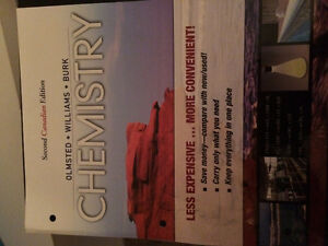 Chemistry - 2nd Canadian edition