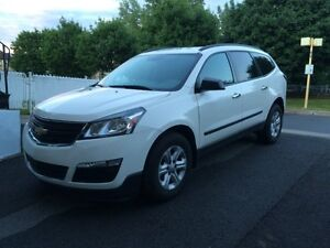 2014 Chevrolet Traverse LS AWD SUV, Crossover