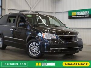 2015 Chrysler Town And Country Touring Sunroof GPS Cuir-Chauf Bl