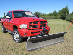 Start your own winter Business 2003 Dodge with Snow Plow