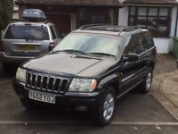 JeepGrand Cherokee 4.7 V8 / spares or repairs 4x4 £800 Ono