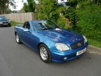 Mercedes-Benz SLK200 Kompressor 2.0 2001