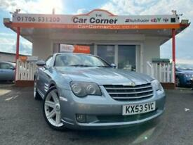 image for 2003 Chrysler Crossfire V6 used cars Auto Coupe Petrol Automatic
