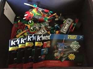 K'Nex Robo Battlers - set of 4!!