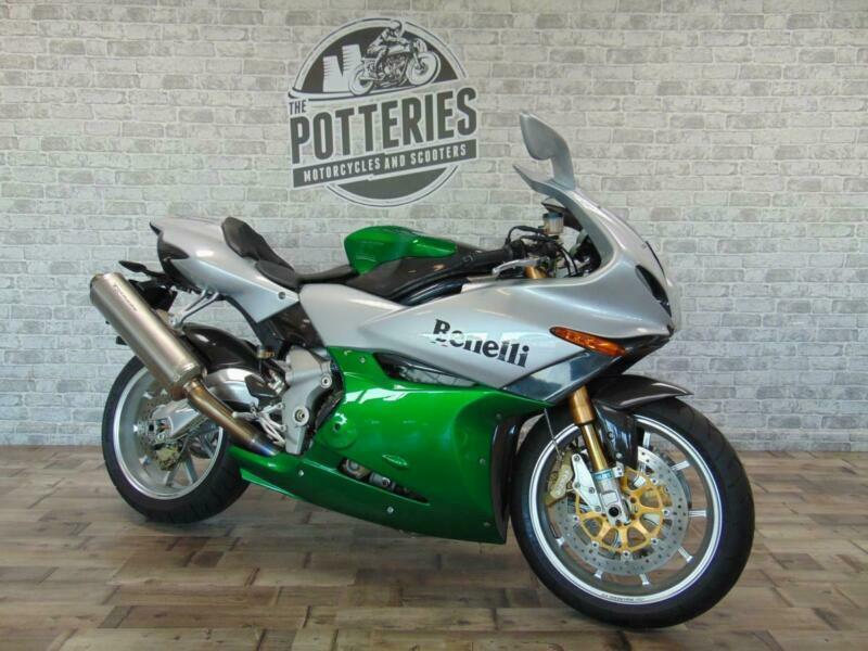 Benelli - Tornado 900 RS 2004